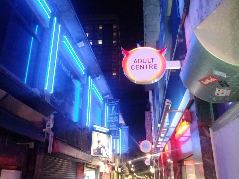 Adult center